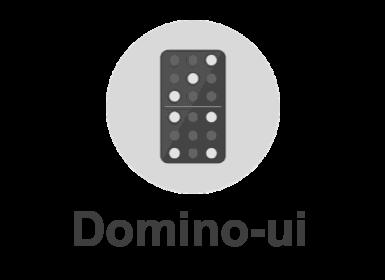 Domino-ui